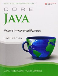 Core Java, Volume II–Advanced Features (9th Edition) (Core Series)