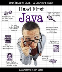 Head First Java: Your Brain on Java – A Learner's Guide