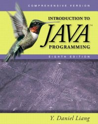 Introduction to Java Programming, Comprehensive (8th Edition)