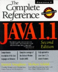 Java 1.1: The Complete Reference