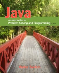 Java: An Introduction to Problem Solving and Programming (6th Edition)