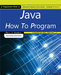 Java How To Program: Advanced Features (Core Series) Updated To Java 8