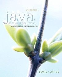 Java Software Solutions plus MyProgrammingLab with Pearson eText — Access Card Package (8th Edition)