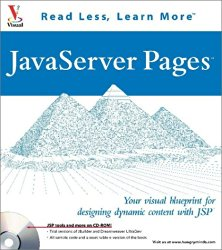 JavaServer Pages: Your visual blueprint for designing dynamic content with JSP (Visual Read Less, Learn More)