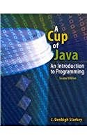 A Cup of Java: An Introduction to Programming