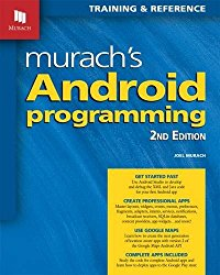 Murach's Android Programming (2nd Edition)