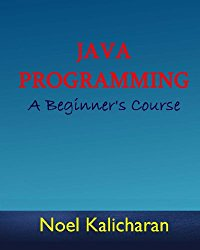 Java Programming – A Beginner's Course