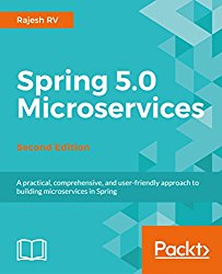 Spring 5.0 Microservices – Second Edition