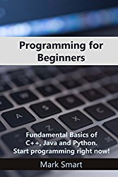 Programming for Beginners: Fundamental Basics of C++, Java and Python. Start programming right now!