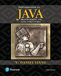 Introduction to Java Programming and Data Structures, Comprehensive Version Plus MyProgrammingLab with Pearson eText — Access Card Package (11th Edition)