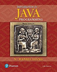 Introduction to Java Programming, Brief Version (11th Edition)