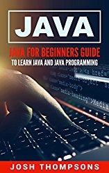 Java For Beginners Guide To Learn Java And Java Programming (Java Programming Books)