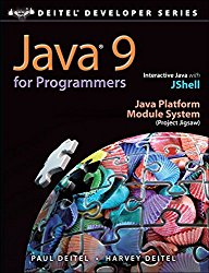 Java 9 for Programmers (4th Edition) (Deitel Developer Series)
