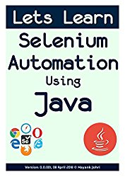 Lets Learn: Selenium Automation Using Java