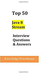 Top 50 Java 8 Stream Interview Questions & Answers