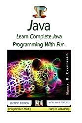 Java: Learn Complete Java Programming With Fun.