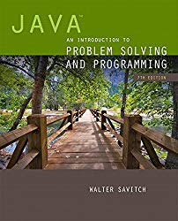 Java: An Introduction to Problem Solving and Programming, Student Value Edition Plus MyLab Programming with Pearson eText – Access Card Package (8th Edition)