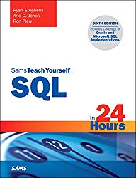 SQL in 24 Hours, Sams Teach Yourself (6th Edition)