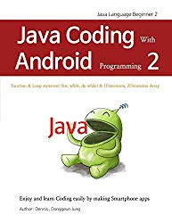 Java Coding with Android programming 2: Java Language Beginner 2