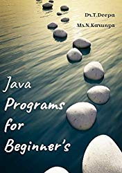 Java Programs for Beginner's