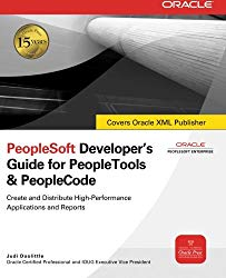 PeopleSoft Developer's Guide for PeopleTools and PeopleCode