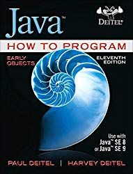Java How to Program, Early Objects Plus MyLab Programming with Pearson eText — Access Card Package (11th Edition)